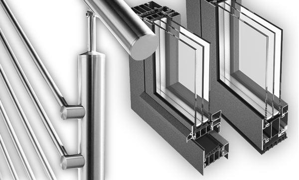 Q-railing kaidejärjestelmät